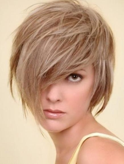 Medium, Short Hairstyles: Tousled Haircut – Popular Haircuts With Tousled Short Hairstyles (View 7 of 20)