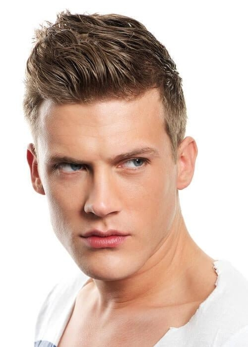 Mens Hairstyles : 26 Easy Men39S Short For Work And Play How To For Short Hairstyles For Work (View 12 of 20)