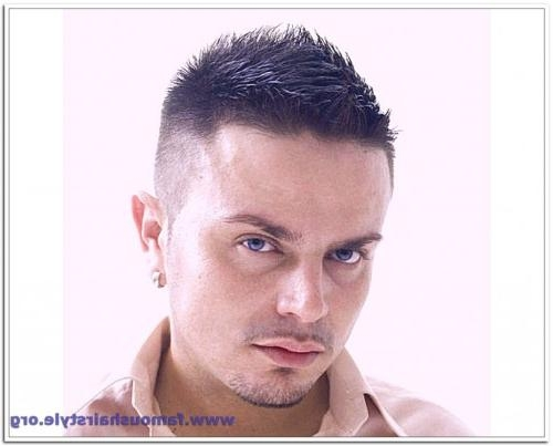 Mens Short Hairstyles For High Foreheads Archives – Haircuts For Men Within Short Hairstyles For High Foreheads (View 15 of 20)