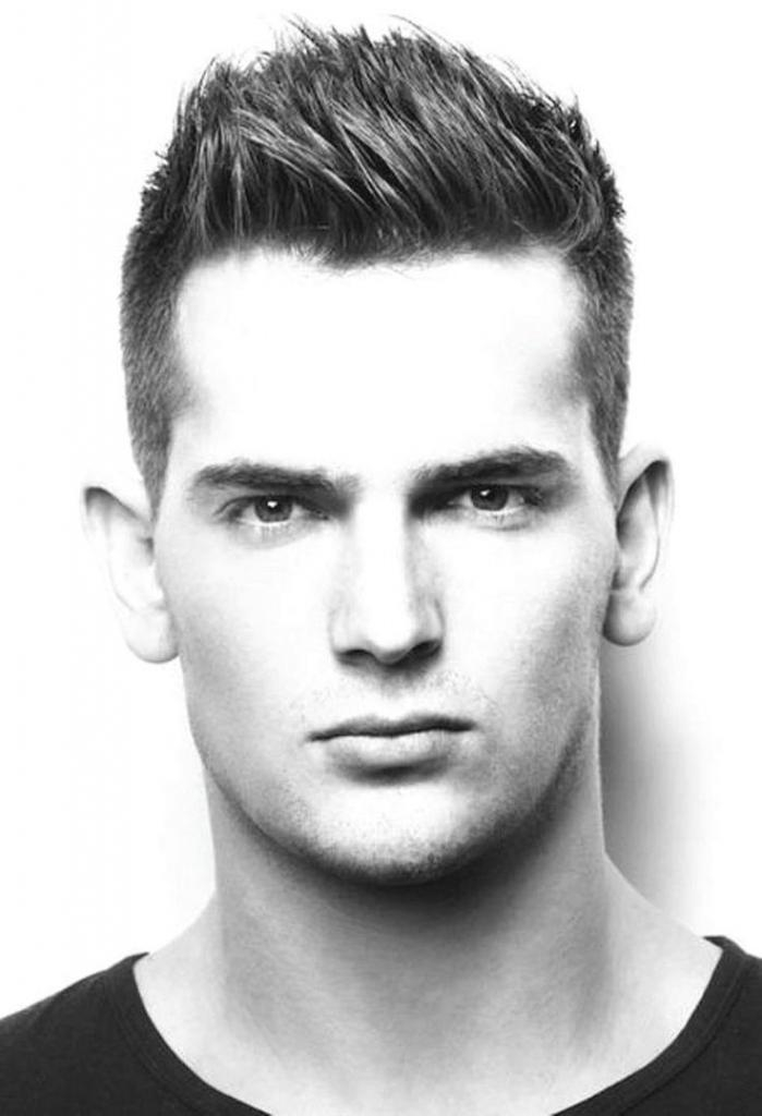 Mens Short Hairstyles For Thick Straight Hair – Latest Men Haircuts Within Short Hairstyles For Men With Fine Straight Hair (View 4 of 20)