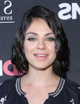 Mila Kunis' Hair Is In A Bob Now — See The Look Within Mila Kunis Short Hairstyles (View 19 of 20)