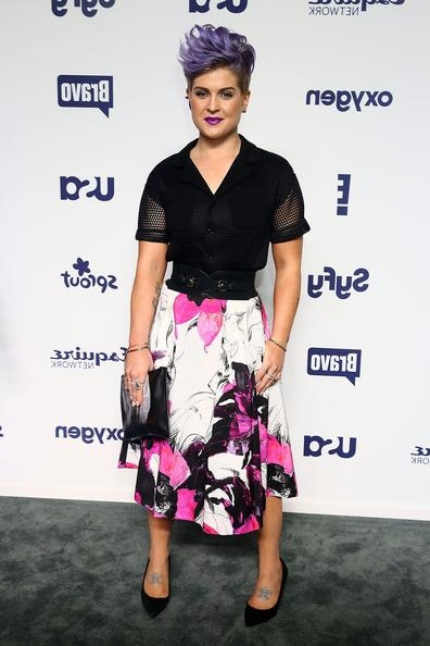 More Pics Of Kelly Osbourne Spiked Hair (4 Of 6) – Short With Regard To Kelly Osbourne Short Haircuts (View 19 of 20)