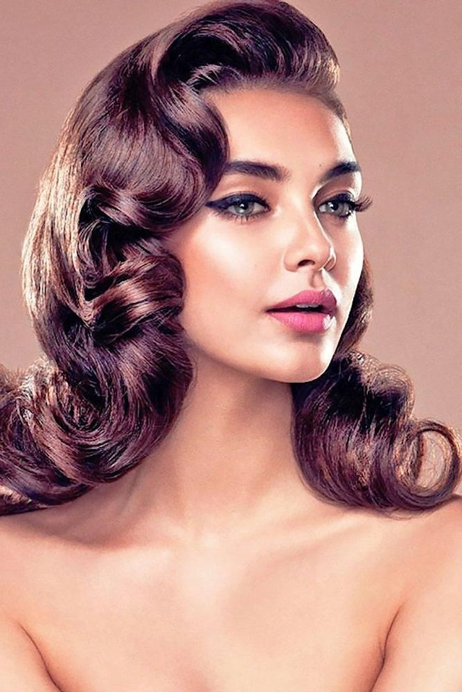 20 Inspirations Of 20s Long Hairstyles