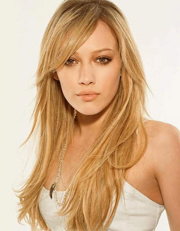 Most Current Bang Long Hairstyles With Bang Hairstyles This Ideas Can Make Your Hair Look Catchy (View 13 of 20)