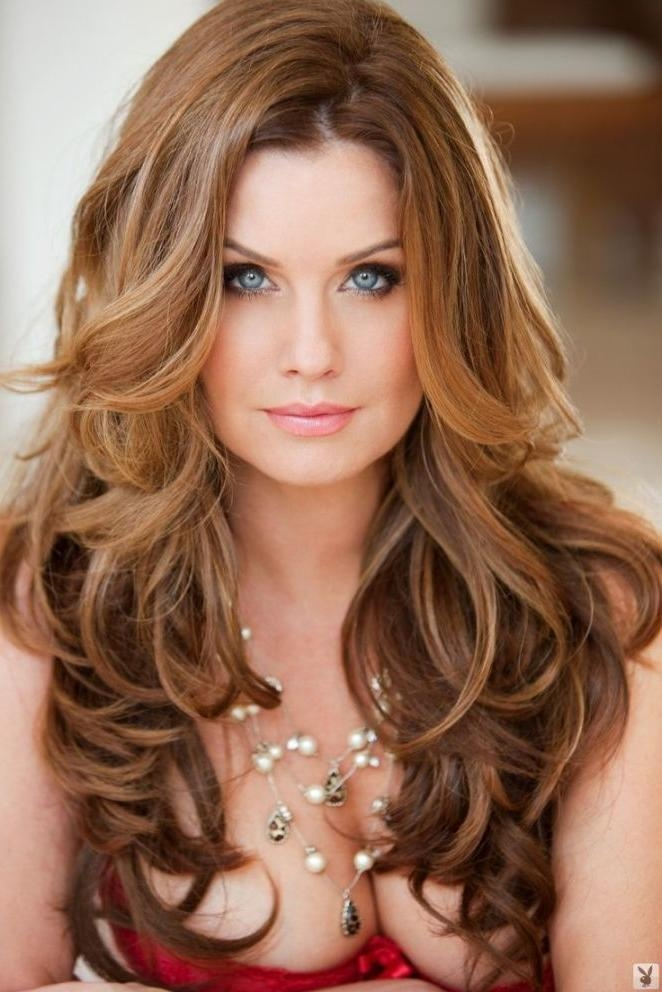 Most Current Best Long Hairstyles For Long Faces Within Best Hairstyles For Long Faces – 2017 Wedding Ideas Magazine (View 11 of 20)