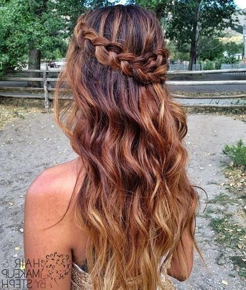 Most Current Boho Long Hairstyles In 34 Boho Hairstyles Ideas | Styles Weekly (View 6 of 20)