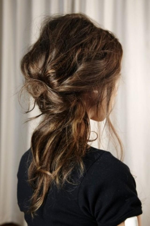Most Current Boho Long Hairstyles Pertaining To 15 Loose Braided Hairstyles For A Boho Chic Look – Pretty Designs (View 8 of 20)