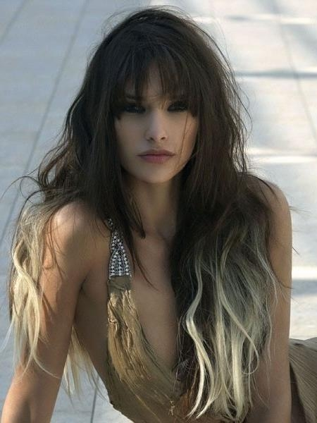 Most Current Boho Long Hairstyles With Boho Messy Hairstyle Ideas For Long Hair 2016 | Haircuts (View 9 of 20)