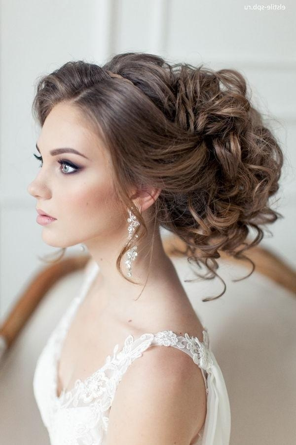 Most Current Elegant Long Hairstyles For Weddings For The 25+ Best Elegant Wedding Hairstyles Ideas On Pinterest (View 4 of 20)