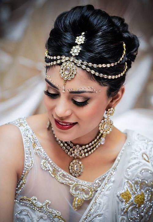 20 Ideas Of Indian Bridal Long Hairstyles