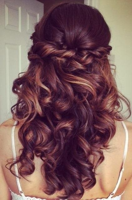 Most Current Long Ball Hairstyles With Regard To 39 Best Long And Beautiful Homecoming And Prom Hairstyles Images (View 7 of 20)