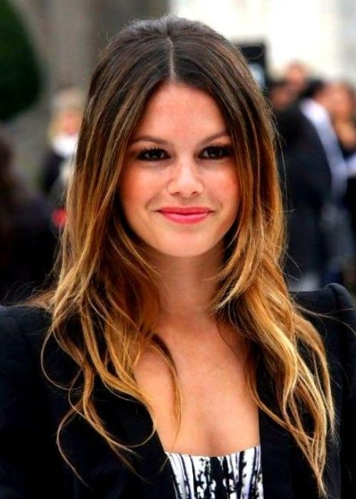 Most Current Long Haircuts For Fine Hair In Long Hairstyles And Haircuts For Fine Hair (View 7 of 15)