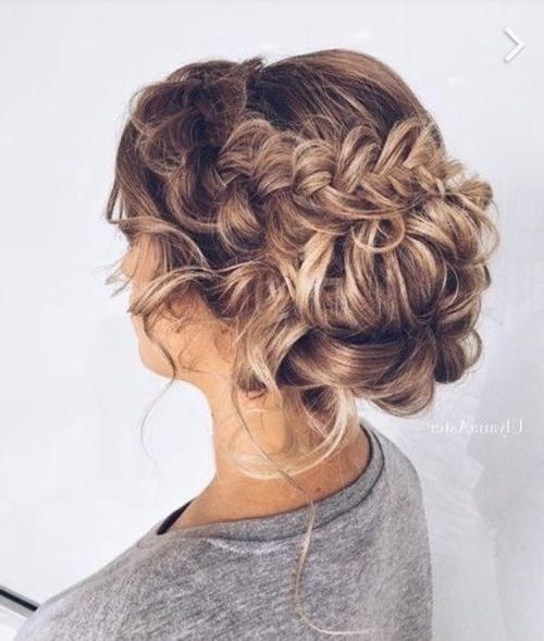 2018 Latest Long Hairstyles For A Ball