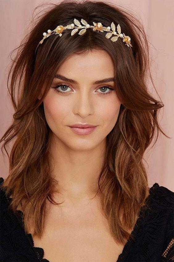 Most Current Long Hairstyles With Headbands Regarding 25+ Trending Hairstyles With Headbands Ideas On Pinterest (View 9 of 15)