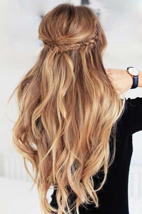 Most Current Prom Long Hairstyles With Regard To Long Hairstyles And Get Inspiration To Remodel Your Hair Of Your (View 6 of 15)