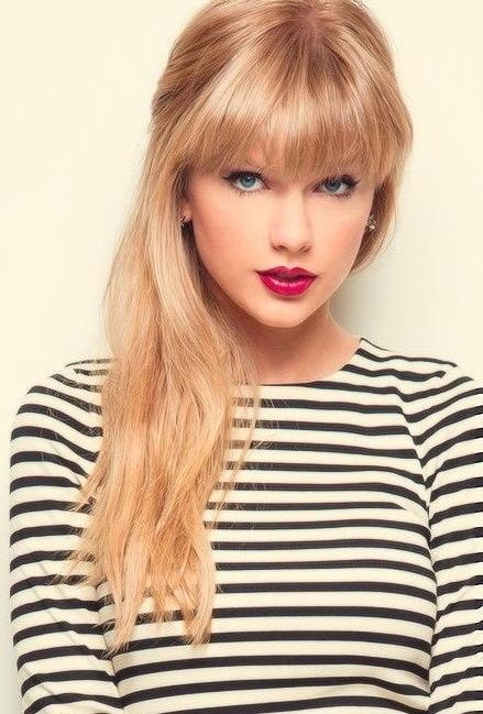 Most Current Taylor Swift Long Hairstyles Inside Best 25+ Hairstyles For 2014 Ideas On Pinterest | Popular Short (View 14 of 15)
