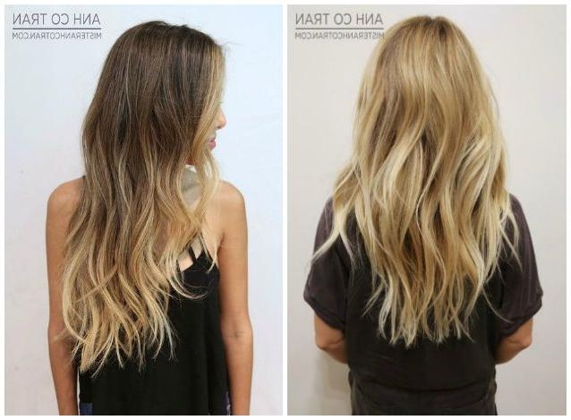 Most Current Textured Long Haircuts Within Best 25+ Long Textured Hair Ideas On Pinterest | Textured Hair (View 7 of 15)