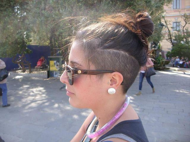 Most Current Undercut Long Hairstyles For Women With Regard To 154 Best Undercut Hairstyles Images On Pinterest | Hairstyles (View 12 of 20)