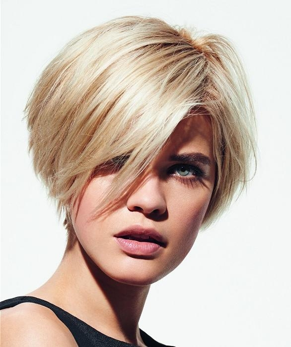 Most Popular Choppy Hairstyles Regarding Choppy Short Haircuts For Fine Hair (View 16 of 20)