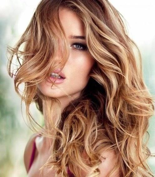Most Popular Highlighted Long Hairstyles With Regard To 2015 Latest & Fashionable Hair Color Ideas For Long Hair | Styles (View 11 of 20)