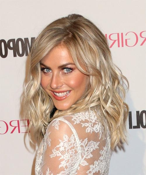 Most Popular Julianne Hough Long Hairstyles Within Julianne Hough Hairstyles For 2018 | Celebrity Hairstyles (View 9 of 15)