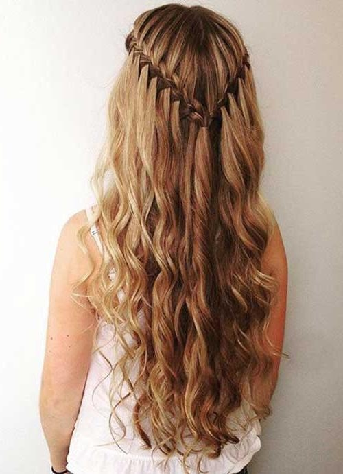 Most Popular Long Ball Hairstyles With Prom Hairstyles For Long Hair Updos 2017: Prom Hairstyles For (View 12 of 20)