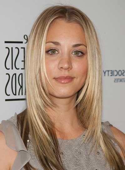Most Popular Long Haircuts Thin Hair Within Long Hairstyles And Haircuts For Fine Hair (View 6 of 15)