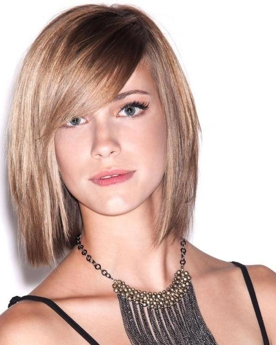 Most Popular Medium Long Haircuts For Thin Hair Intended For Medium Length Haircuts For Fine Hair – 2017 Creative Hairstyle (View 11 of 15)