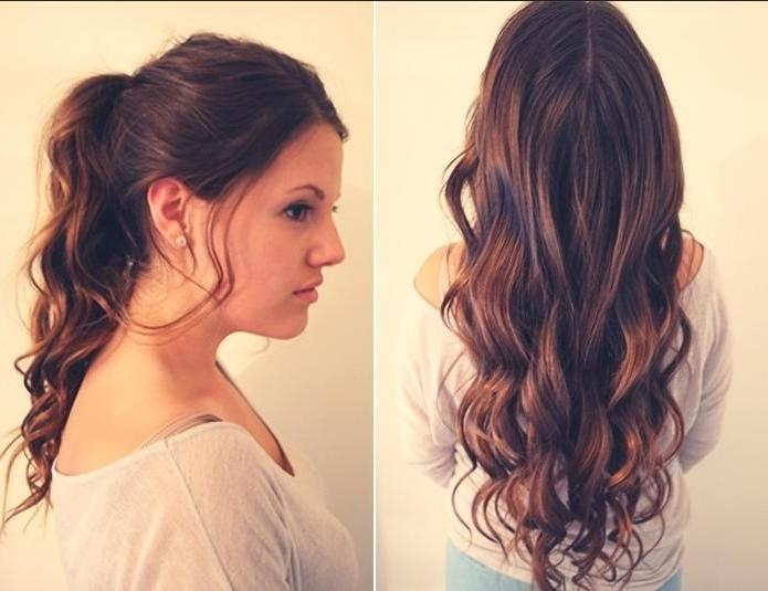 Most Popular Summer Long Hairstyles Within Pictures Of Styles For Long Hair Hairstyles For Summer – Hair Styles (View 13 of 20)
