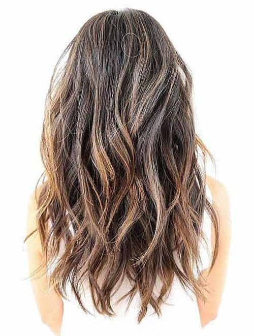 Most Popular Textured Long Haircuts Throughout 15 Best Long Textured Haircuts | Long Hairstyles 2016 – (View 9 of 15)
