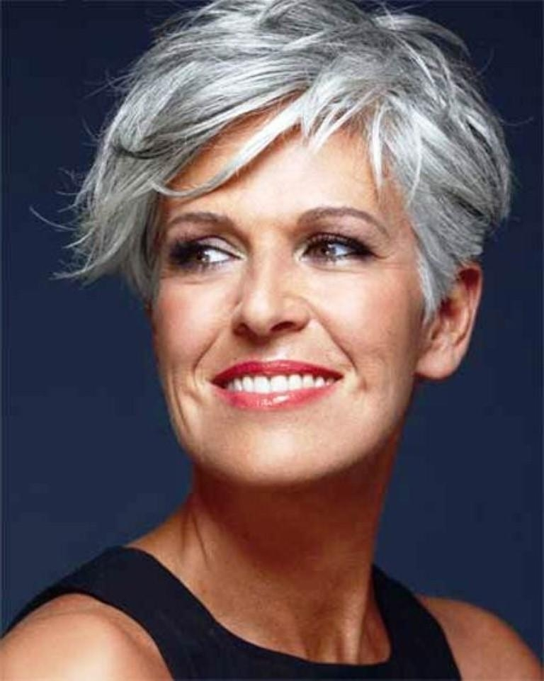 Most Preferred Short Hairstyles For Mature Women – Haircut Styles Pertaining To Mature Short Hairstyles (View 20 of 20)