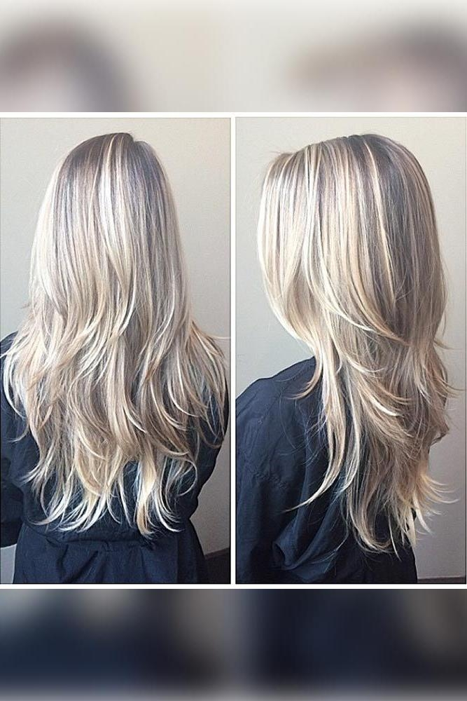Most Recent Heavy Layered Long Hairstyles In 25+ Unique Long Layered Haircuts Ideas On Pinterest | Long Layered (View 12 of 20)