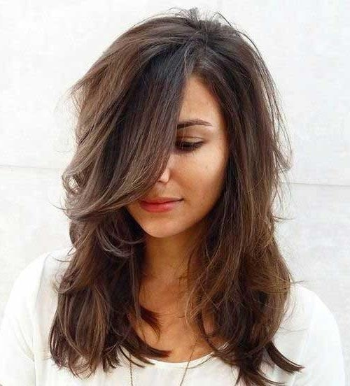 Featured Photo of Long Haircuts For Long Faces
