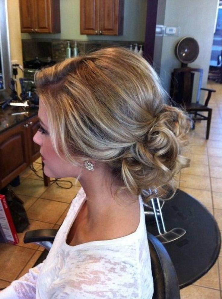 Most Recent Long Hairstyles For Balls Pertaining To 25+ Beautiful Military Ball Hair Ideas On Pinterest | Hair Updo (View 12 of 20)