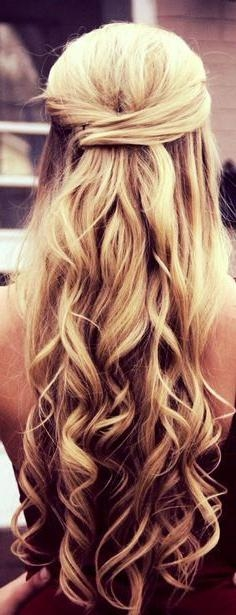 Most Recent Long Hairstyles For Dances Throughout 25+ Unique Homecoming Hairstyles Ideas On Pinterest | Homecoming (View 20 of 20)
