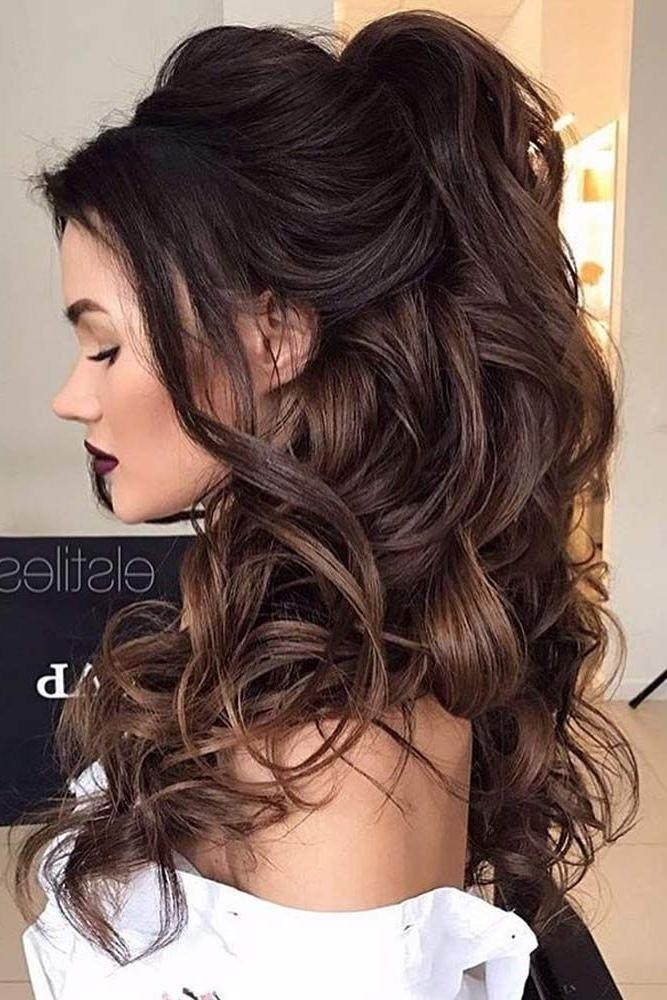 Most Recent Long Prom Hairstyles Pertaining To Prom Hairstyles – Hottest Hairstyles 2013 – Shopiowa (View 14 of 20)