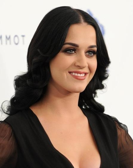 Most Recently Released Katy Perry Long Hairstyles Pertaining To Katy Perry Big Waves Hairstyle For Long Hair – Popular Haircuts (View 9 of 15)