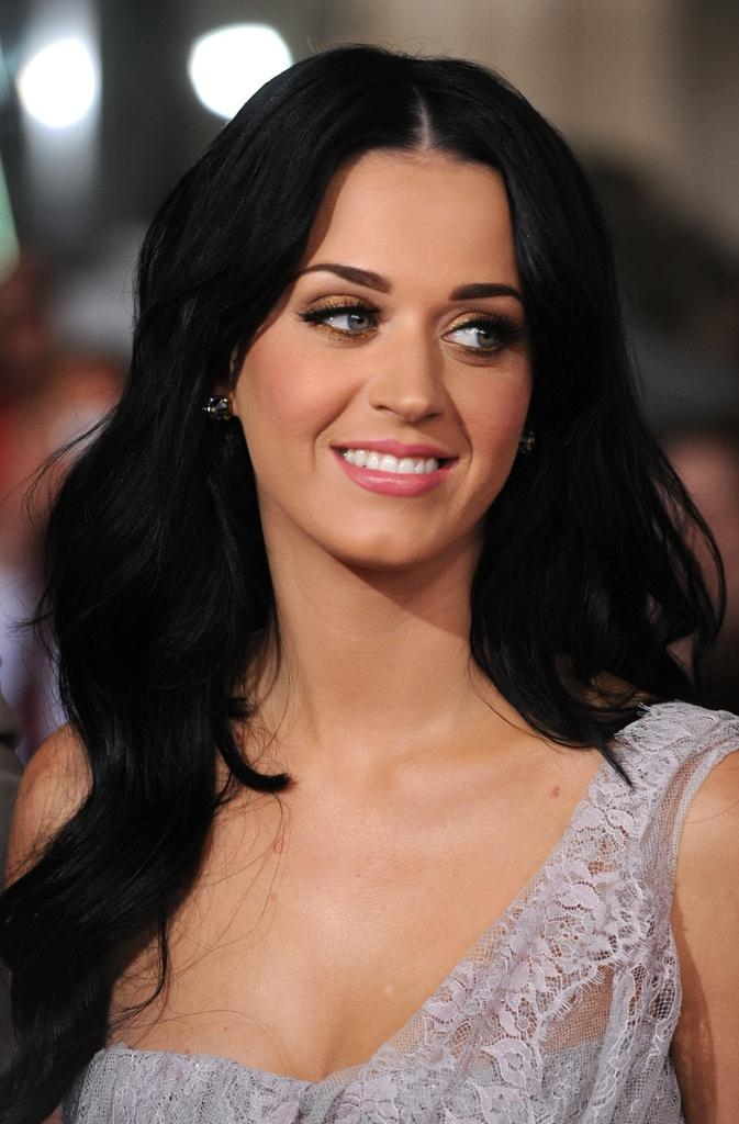 Featured Photo of Katy Perry Long Hairstyles