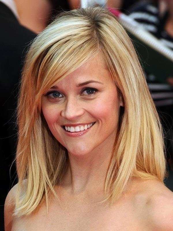 15 Best Ideas Of Long Haircuts For Round Faces And Thin Hair