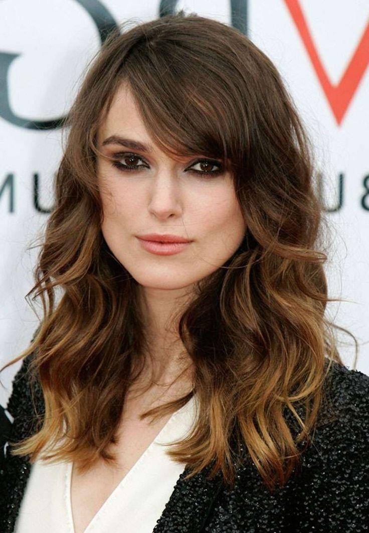 Most Recently Released Long Haircuts For Wavy Hair With Regard To The 25+ Best Long Wavy Haircuts Ideas On Pinterest | Cute Mom (View 8 of 15)
