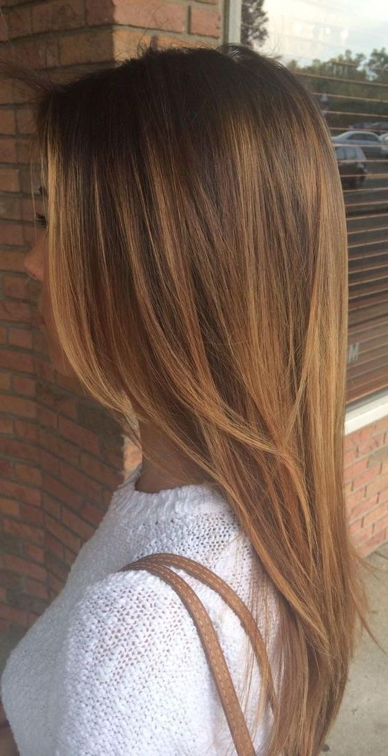 Most Recently Released Long Haircuts For Women With Straight Hair Throughout 25+ Unique Long Straight Haircuts Ideas On Pinterest | Straight (View 7 of 15)