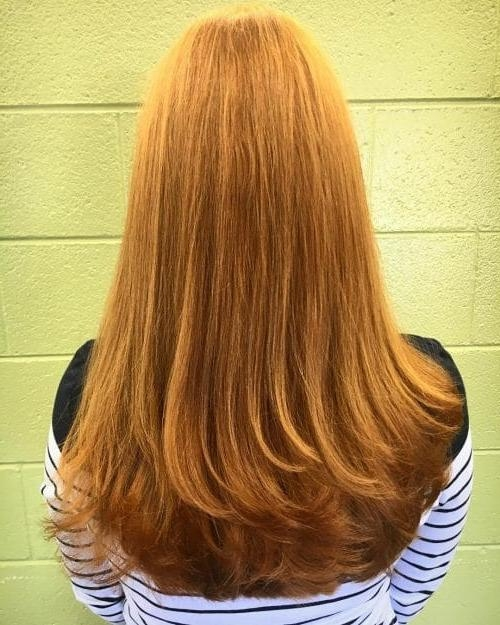Most Recently Released Long Haircuts Layered With Regard To 25 Long Layered Haircuts So Hot You'll Want To Try Them All (View 6 of 15)