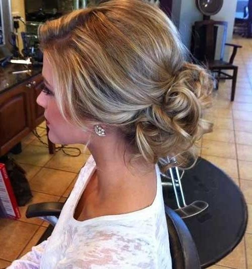 Most Recently Released Long Hairstyles For Bridesmaids In 25 Best Hairstyles For Bridesmaids | Long Hairstyles 2016 – (View 17 of 20)