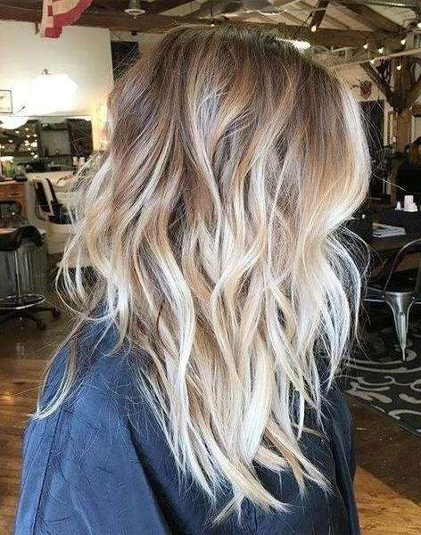 Most Recently Released Long Hairstyles For Fall With Regard To Best 25+ Hair Trends 2017 Ideas On Pinterest | Hair 2017 Trend (View 15 of 20)