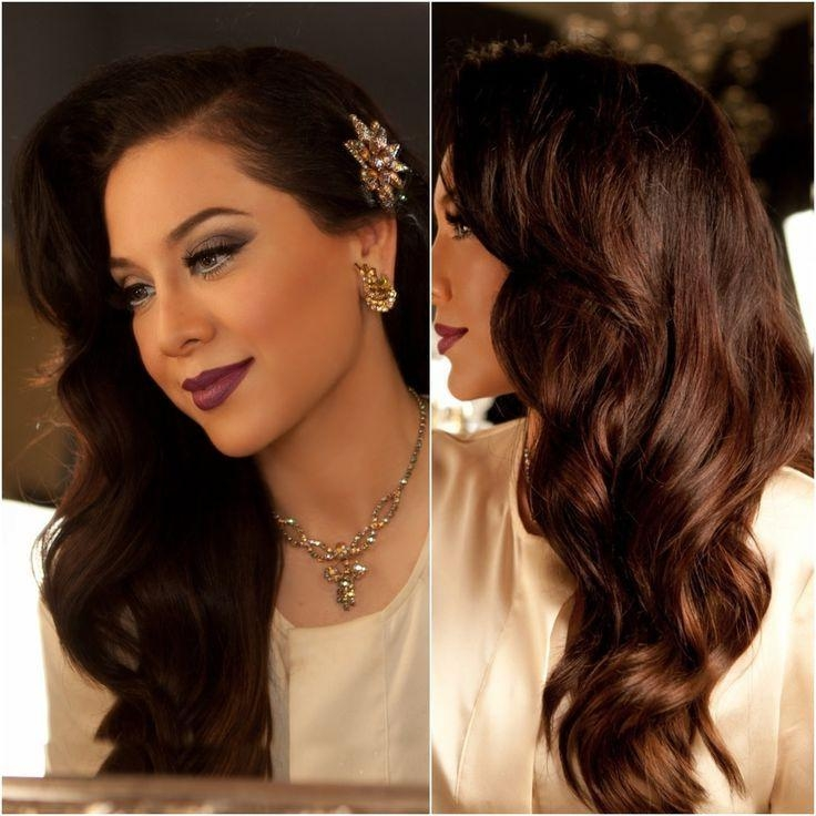 Most Recently Released Old Hollywood Long Hairstyles For 15 Ideas Of Long Hairstyles Glamour (View 13 of 20)