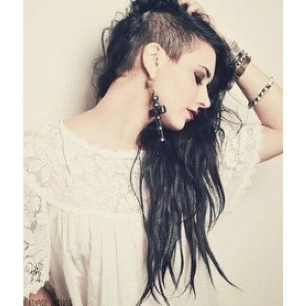 Most Recently Released Undercut Long Hairstyles For Women Intended For Undercut Hairstyle For Women's – The Xerxes (View 14 of 20)