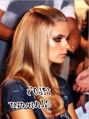 Most Up To Date 1960S Long Hairstyles Within Hairstyle Day: 1960's Long Hairstyles (View 13 of 20)
