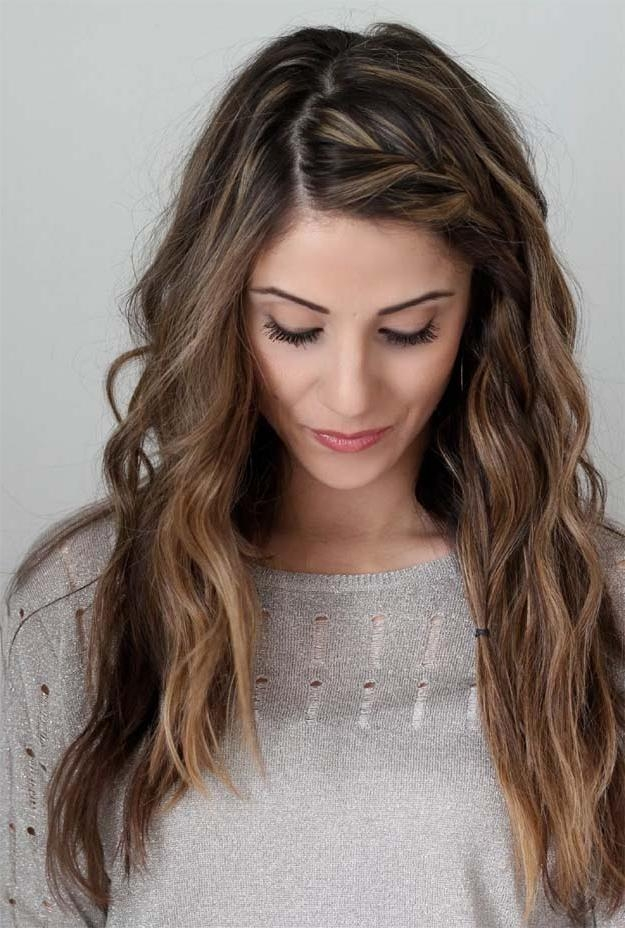 Most Up To Date Boho Long Hairstyles Inside 14 Diy Hairstyles For Long Hair | Hairstyle Tutorials (View 14 of 20)