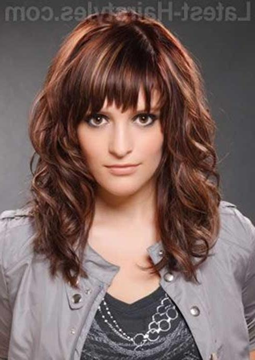 up to date haircuts 20 collection of curly hairstyles with bangs 5391