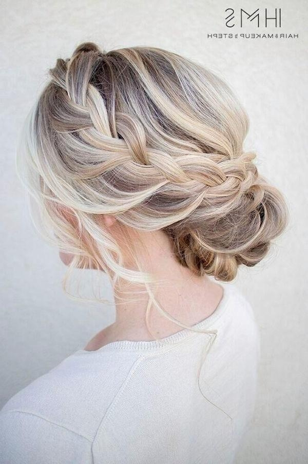 Most Up To Date Long Hairstyles For Balls Inside 25+ Beautiful Ball Hairstyles Ideas On Pinterest | Ball Hair (View 13 of 20)